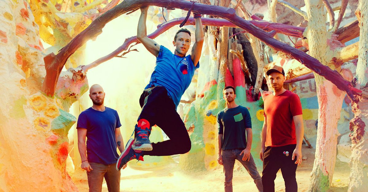 "Coldplay: Fulminante Doku ""A Head Full of Dreams"" heute im TV"