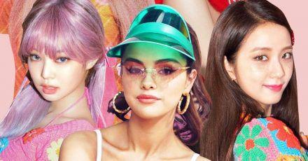 Selena Gomez machts jetzt mit der K-Pop-Sensation Blackpink