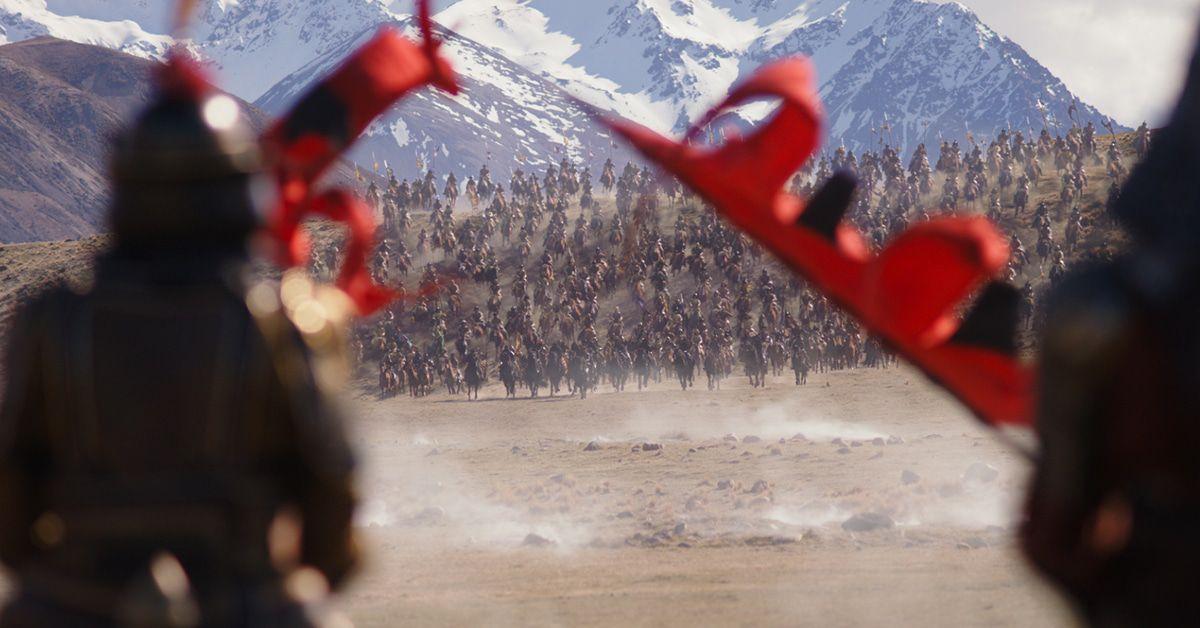 """""""Mulan"""" kommt nicht mehr ins Kino"""
