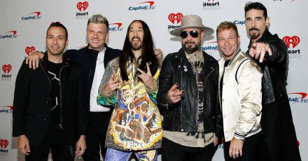 Backstreet Boys kommen mit eigener Radioshow