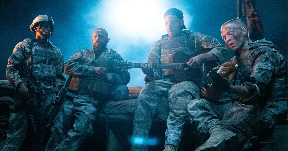 "Preview ""The Outpost"" mit Scott Eastwood und Orlando Bloom"