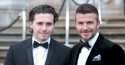 """Brooklyn Beckham nennt Nicola Peltz schon seine """"Ehefrau"""""""