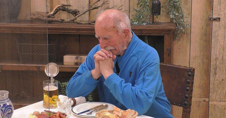 Werner Hansch: Tränen beim Dinner mit Reiner Calmund - das Video!