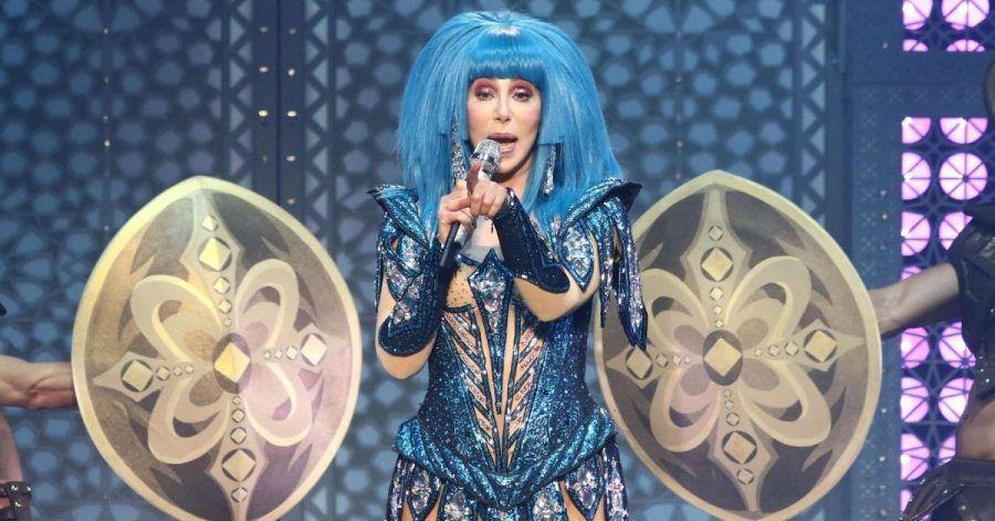 Cher träumt von einer Karriere bei der Post!