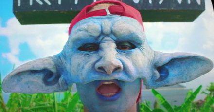 """Rapper Cro: Das ist sein neues Video """"Fall auf"""" ft. Badchieff"""
