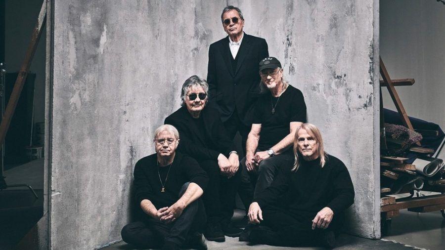 Charts der Woche: Deep Purple landen neuntes Nummer eins-Album