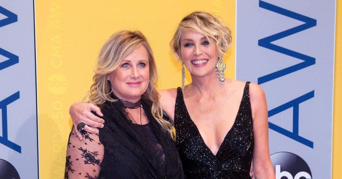 Sharon Stone veröffentlicht emotionalen Corona-Appell