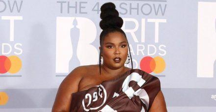 """Lizzo: """"Nur Weiße haben ein Problem mit dem Wort """"fett"""""""