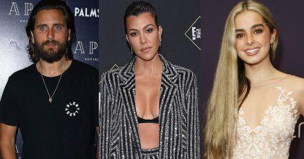 Dreiecksbeziehung: Was geht ab bei Kourtney Kardashian, Scott Disick und Addison Rae?