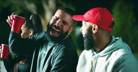 "Drake: Alle lieben das neue Video ""Laugh Now Cry Later"""