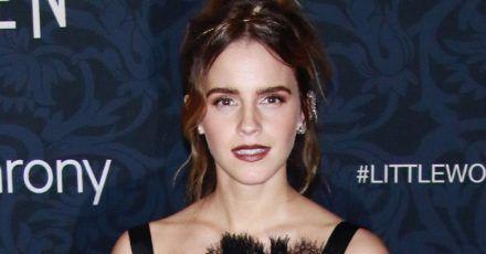 Ist Emma Watson hier übers Ziel hinausgeschossen?