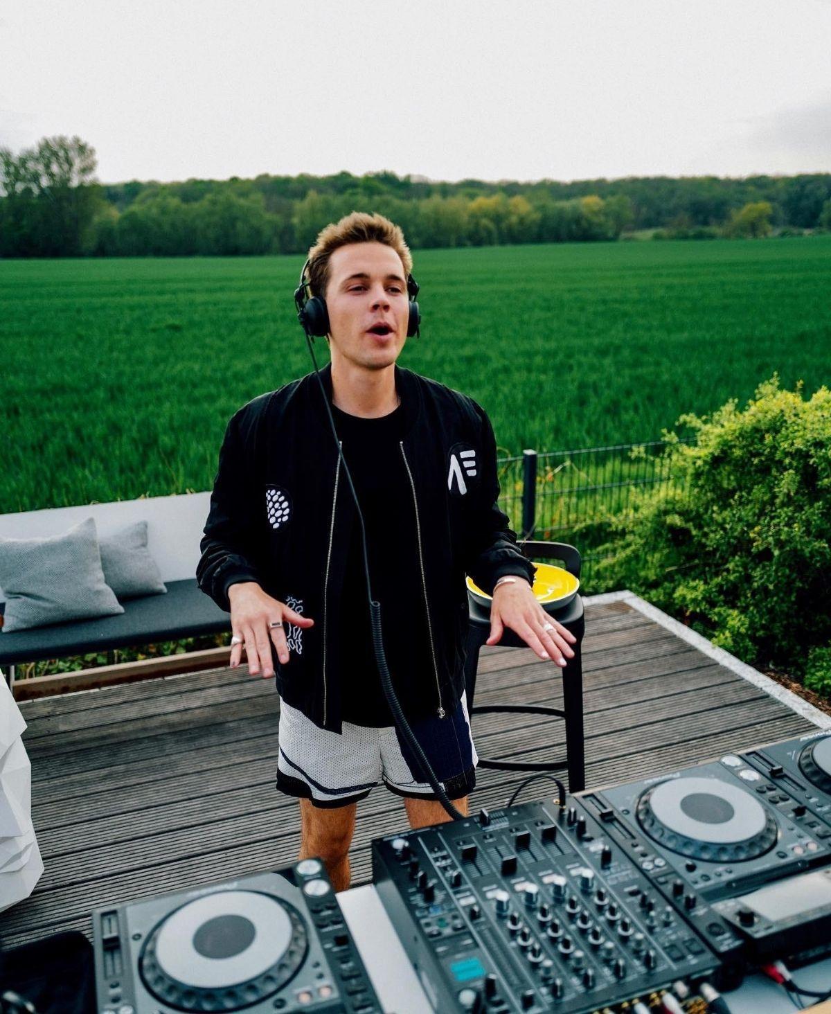 Star-DJ wird 26: Happy Birthday, Felix Jaehn