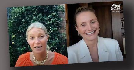 Video: Cameron Diaz erklärt Gwyneth Paltrow ihren Rückzug