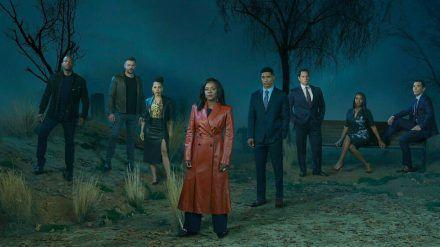 """Das Finale von """"How to Get Away with Murder"""" mit Viola Davis (Mitte) steht an. (jom/spot)"""
