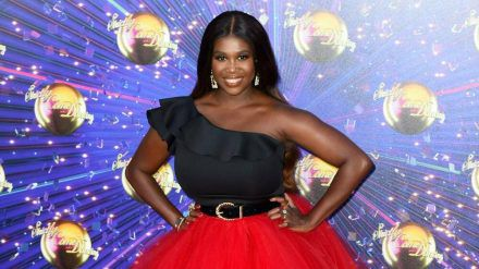 """Motsi Mabuse im August 2019 bei der Launch-Party von """"Strictly Come Dancing"""" (jom/spot)"""