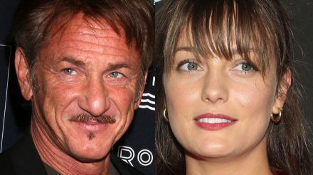 Sean Penn und Leila George sollen geheiratet haben. (jom/spot)
