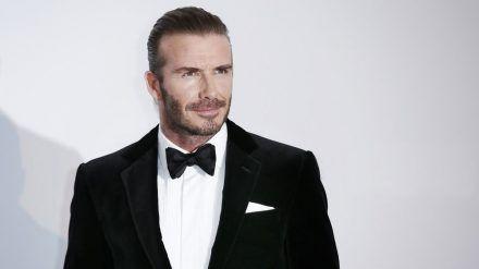 David Beckham hat große Pläne. (mia/spot)