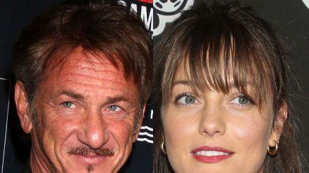 Sean Penn und Leila George haben sich im sehr kleinen Kreis das Jawort gegeben (rto/spot)