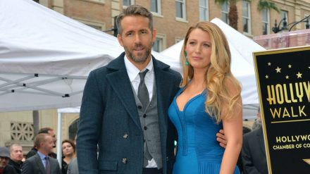 Seit 2012 glücklich verheiratet: Die Schauspiel-Stars Ryan Reynolds und Blake Lively (dms/spot)