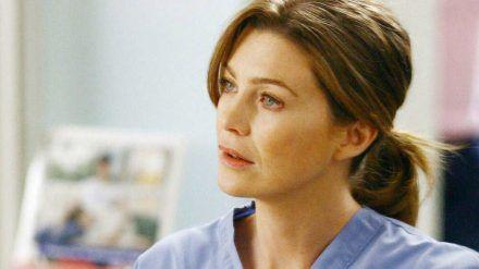 """Seit 2005: Ellen Pompeo alias Dr. Meredith Grey in """"Grey's Anatomy"""". (cam/spot)"""