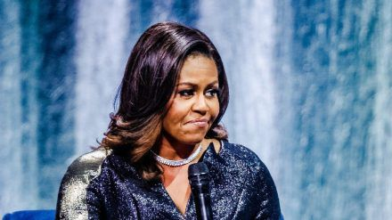 Michelle Obama geht die aktuelle Lage sehr nahe. (cam/spot)