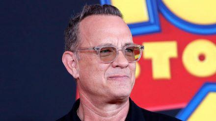 """Tom Hanks bei der Premiere von """"Toy Story 4"""" (wue/spot)"""