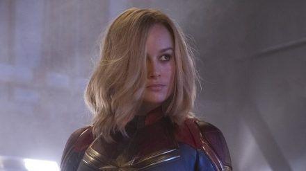 Brie Larson verkörpert im Marvel-Universum Carol Danvers alias Captain Marvel (stk/spot)