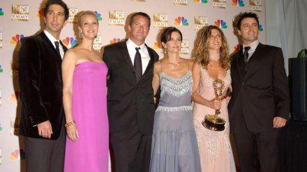 """Der Hauptcast von """"Friends"""" wird ein Wiedersehen feiern. (jom/spot)"""