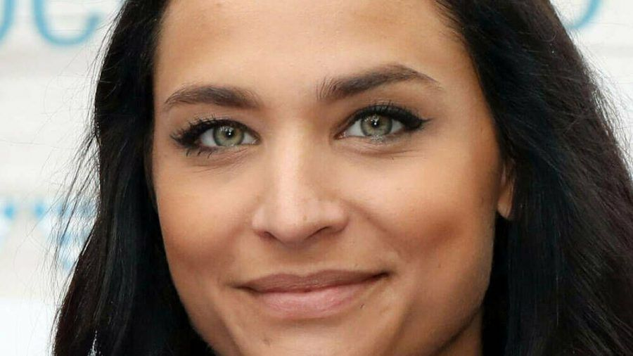 Mit und ohne Schminke: Amira Pocher hat besonders auffallende Augen (ili/spot)