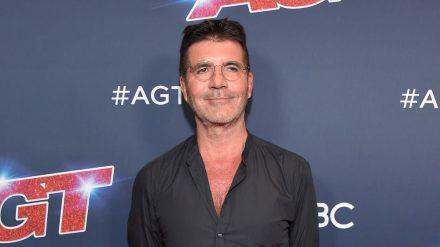 """Simon Cowell sitzt in der Jury von """"America's Got Talent"""" neben Heidi Klum (wag/spot)"""