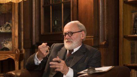 """Bruno Ganz als Sigmund Freud in """"Der Trafikant"""". (cam/spot)"""