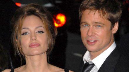 Angelina Jolie und Brad Pitt kämpfen seit 2016 um die sechs gemeinsamen Kinder. (ili/spot)