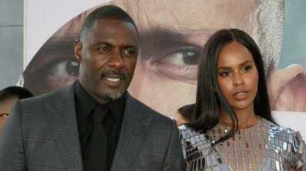 Idris Elba und seine Ehefrau Sabrina auf einem Event im vergangenen Jahr (wue/spot)