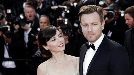 Ewan McGregor und seine damalige Ehefrau Eve Mavrakis im Jahr 2012 in Cannes. (dr/spot)