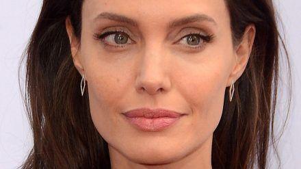 Angelina Jolie macht auf häusliche Gewalt gegenüber Kindern aufmerksam (wue/spot)