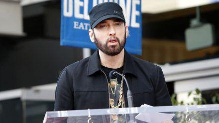 Eminem soll bei bester Gesundheit sein (nam/jom/spot)