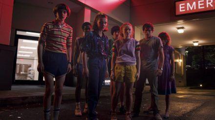 """Die Kids aus """"Stranger Things"""" haben noch einige Abenteuer vor sich (stk/spot)"""