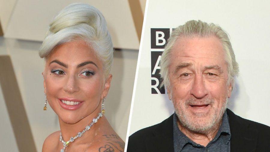 """Lady Gaga soll in """"Gucci"""" Robert De Niro als Co-Star bekommen. (cos/spot)"""