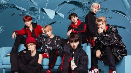 Die Band BTS dominiert die K-Pop-Szene. (cos/spot)