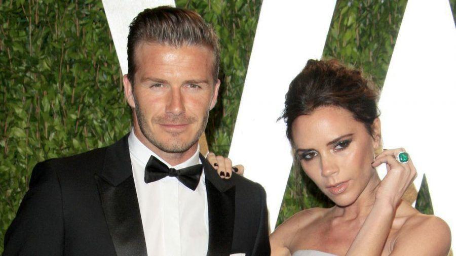 David Beckham liebt das Make-up seiner Frau und nutzt es für sich selbst. (ves/spot)