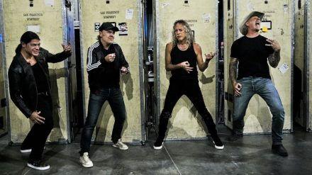 """Metallica veröffentlichen am 28. August das Live-Album """"S&M2"""". (tae/spot)"""