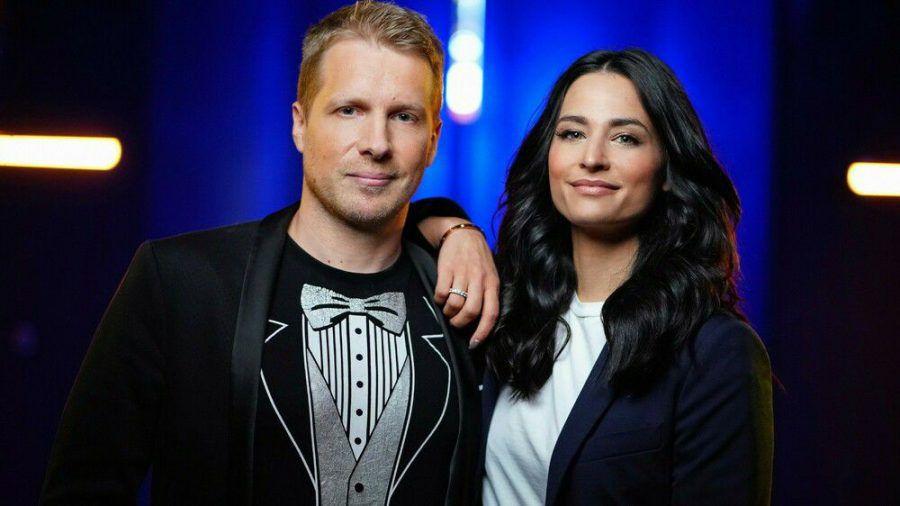 Oliver und Amira Pocher verstärken ihre TV-Präsenz. (mia/spot)