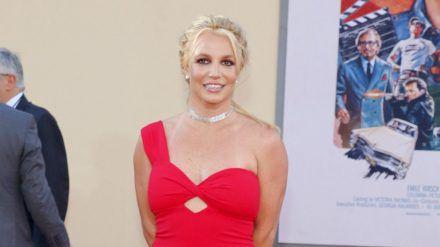 Britney Spears während eines Hollywood-Events im vergangenen Jahr. (wue/spot)