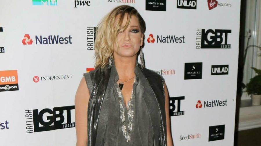 Sarah Harding auf einer Veranstaltung in London (wue/spot)