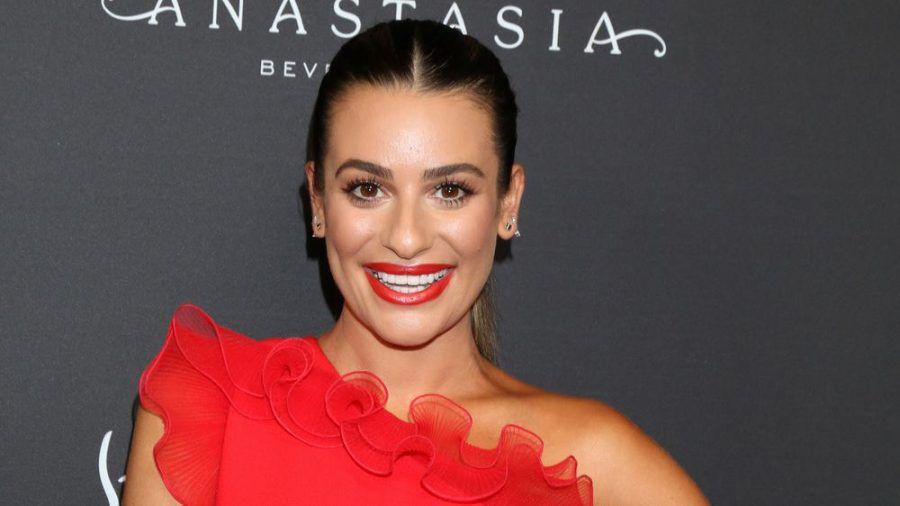 Schauspielerin Lea Michele ist nun Mutter eines Sohnes. (wag/spot)
