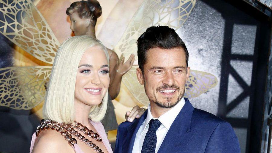 Glückliche Eltern: Katy Perry und Orlando Bloom haben ihrer Tochter den Namen Daisy Dove gegeben. (ves/spot)