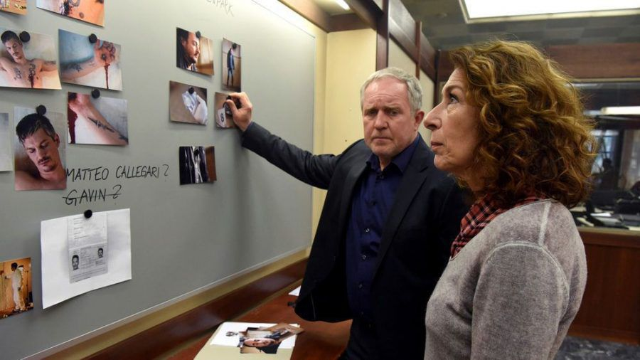 Moritz Eisner (Harald Krassnitzer) und Bibi Fellner (Adele Neuhauser) ermitteln in einer Mordserie. (wue/spot)