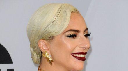 Lady Gaga bei einem Auftritt in Los Angeles (hub/spot)