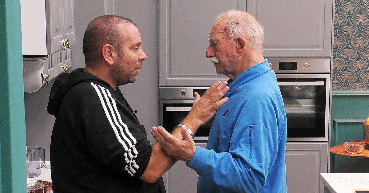 Der einsame Ikke Hüftgeld öffnet Papa Werner sein Herz