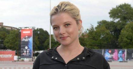 Jella Haase hat immer wieder Selbstzweifel